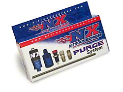 Nitrous Express Purge Kit; D-4 (79-12 All)
