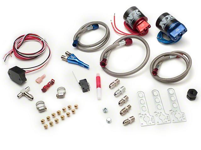 Nitrous Express Coyote Nitrous Kit; Nozzle System (11-14 GT)