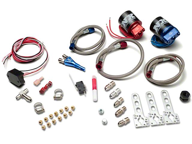 Nitrous Express Nitrous Kit; Nozzle System (05-10 GT)