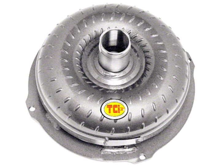 How to install a tci street fighter torque converter automatic on american muscle fandeluxe Choice Image