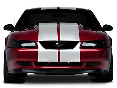 Saleen DECAL KIT //VINYL DECALS GRAPHICS// 1999-2004 7 PIECE KIT Mustang stripes