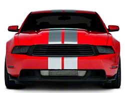 American Muscle Graphics Silver Lemans Stripes - 8 in. (05-14 All)