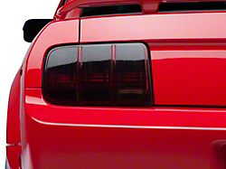 American Muscle Graphics Tail Light Tint; Smoked (05-09 All)