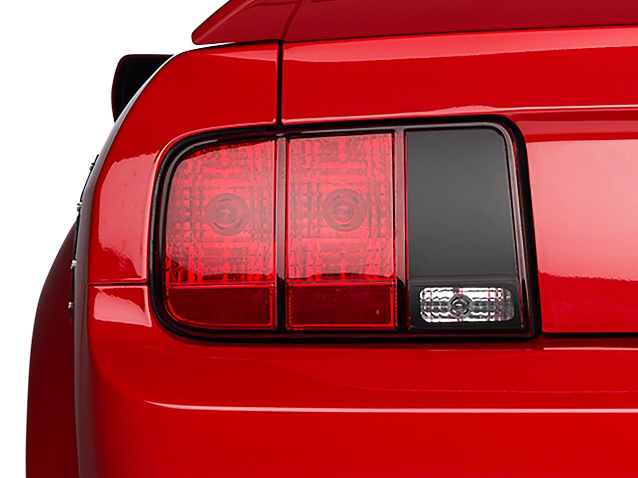 American Muscle Graphics Inner Brake Light Blackout Kit (05-09 All)