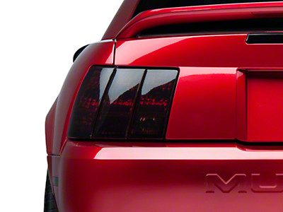 American Muscle Graphics Smoked Brake Light Tint Kit (99-04 All; Excluding 03-04 Cobra)