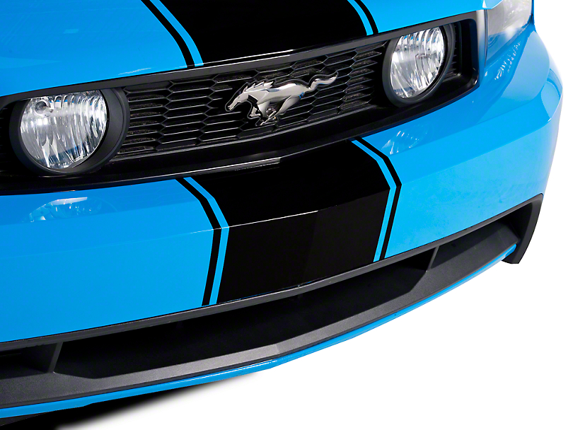 American Muscle Graphics Black Super Snake Style Stripe Kit (79-18 All)