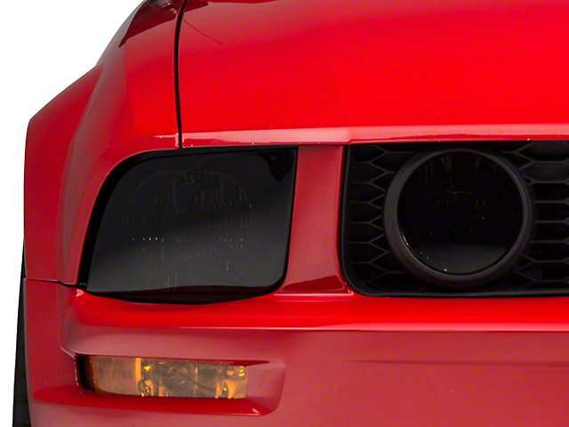American Muscle Graphics Smoked Fog Light Tint (05-12 GT)