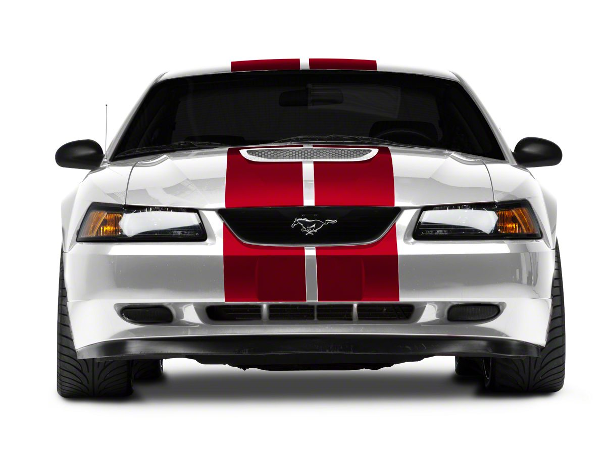 Ford Mustang Stripes Saleen DECAL KIT VINYL DECALS GRAPHICS // 1999-2004