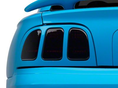 American Muscle Graphics Smoked Tail Light Tint (96-98 All)
