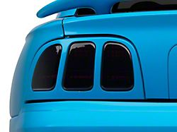 American Muscle Graphics Tail Light Tint; Smoked (96-98 All)