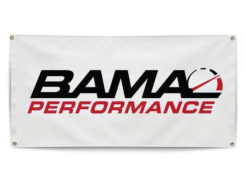 Add BAMA Performance Banner