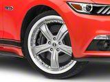 Shelby Razor Gunmetal Wheel; 20x9 (15-21 GT, EcoBoost, V6)