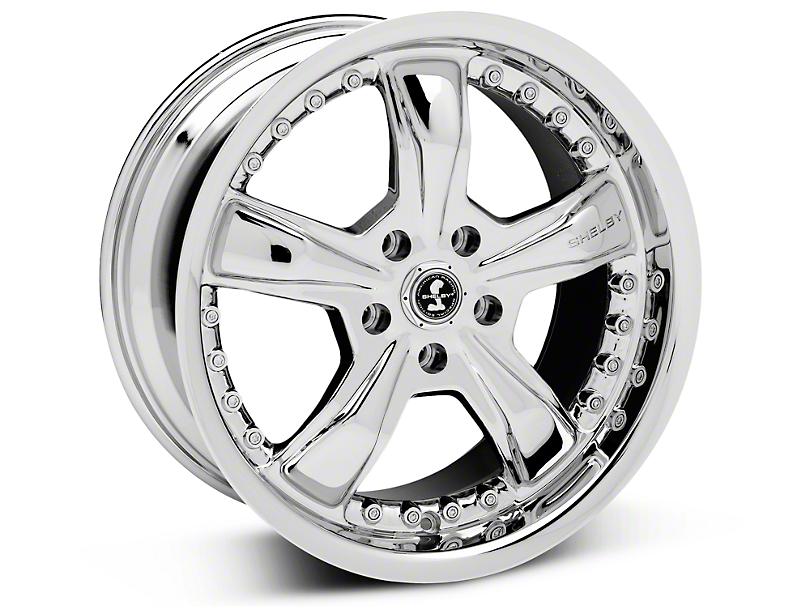 Shelby Razor Chrome Wheel - 18x9 (94-04 All)