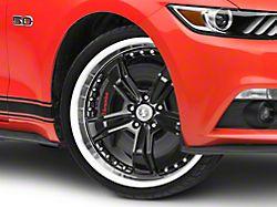 Shelby Razor Black Wheel - 20x9 (15-19 GT, EcoBoost, V6)
