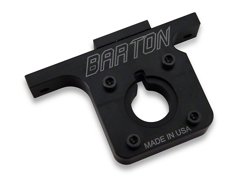 Barton Manual Transmission Shifter Bracket - MT-82 (11-14 GT, V6)