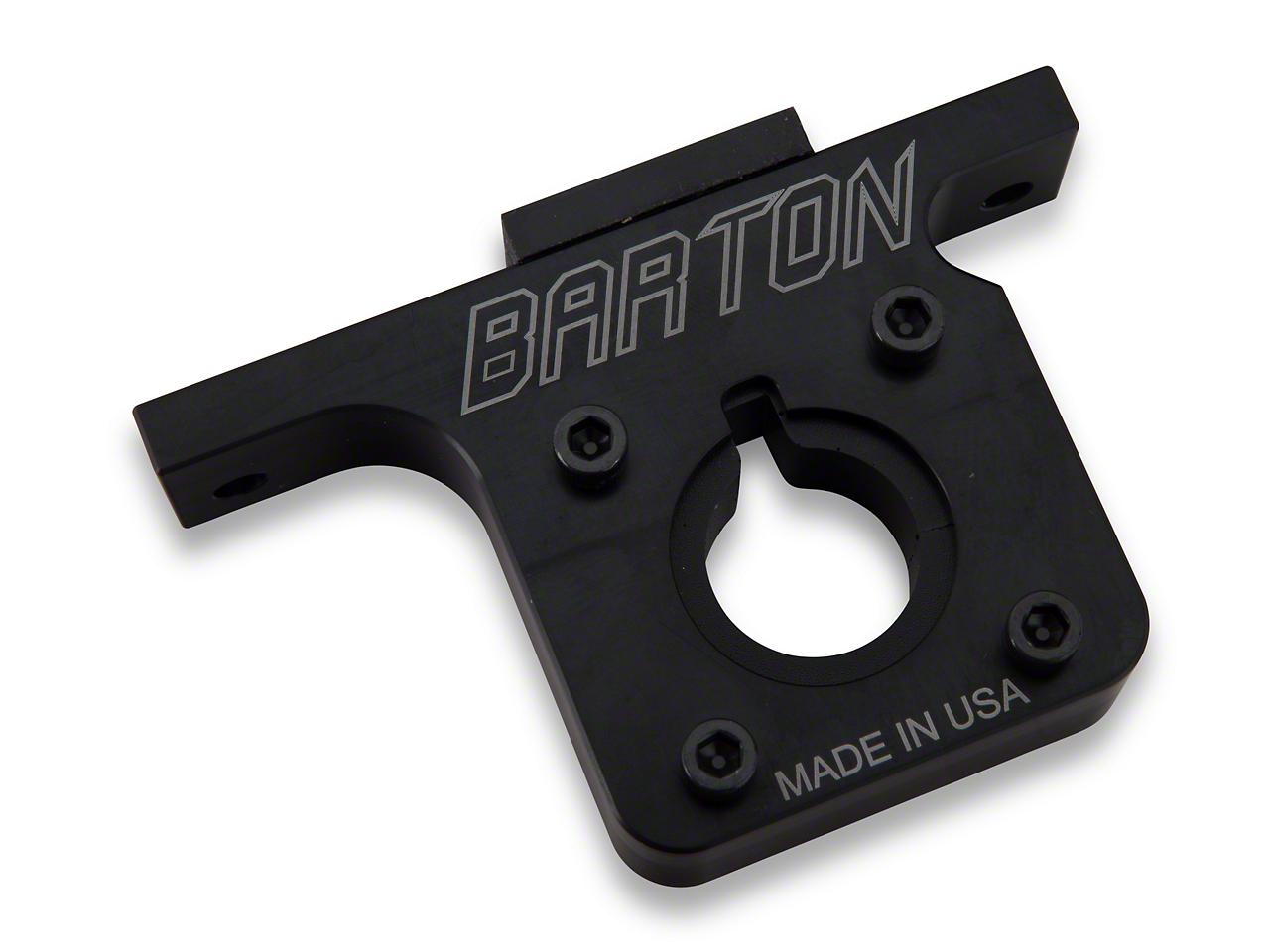 Barton Industries Shifter Bracket - MT-82 (11-14 GT, V6)