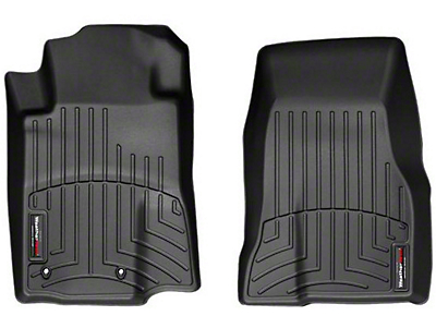 Weathertech Front All Weather Floor Liners - Black (10-12 All)
