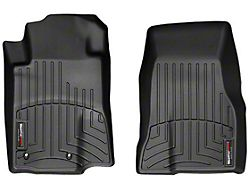 Weathertech DigitalFit Front All Weather Floor Liners - Black (10-12 All)