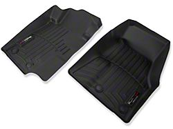 Weathertech DigitalFit Front All Weather Floor Liners - Black (13-14 All)