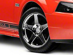 2003 Cobra Style Chrome Wheel; 17x9 (99-04 All)