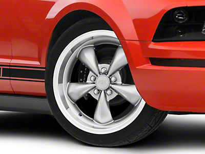 Deep Dish Bullitt Anthracite Wheel - 20x8.5 (05-10 GT; 05-14 V6)