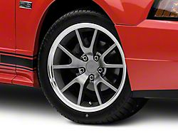FR500 Style Anthracite Wheel; 17x9 (99-04 All)