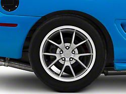 Add Deep Dish FR500 Style Anthracite Wheel - 18x10 (94-04 All)