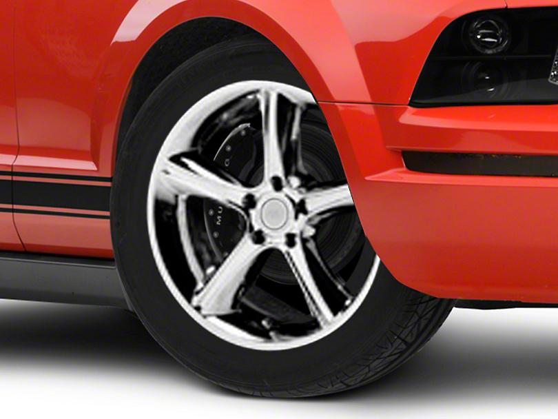 2010 GT Premium Style Chrome Wheel - 18x9 (05-14 GT, V6)