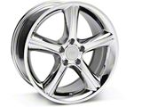 2010 GT Premium Style Chrome Wheel; 18x9 (87-93 w/ 5 Lug Conversion)