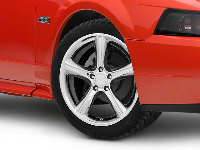 2010 GT Premium Style Chrome Wheel; 18x9 (99-04 All)