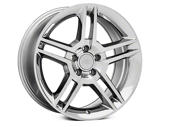 2010 GT500 Style Chrome Wheel - 18x9 (05-14 All)