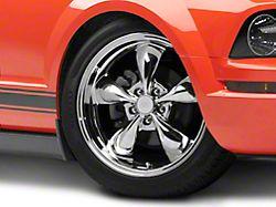 Deep Dish Bullitt Chrome Wheel; 19x8.5 (05-09 GT, V6)