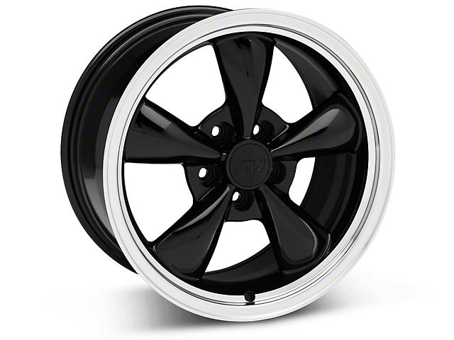 Mustang Bullitt Black Wheel 17x9 05 10 Gt 05 14 V6