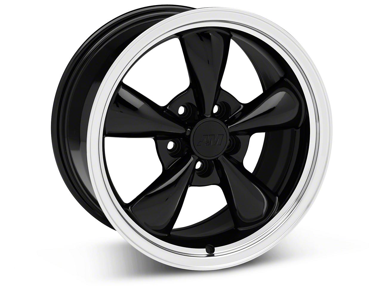 Bullitt Black Wheel - 17x9 (05-10 GT; 05-14 V6)