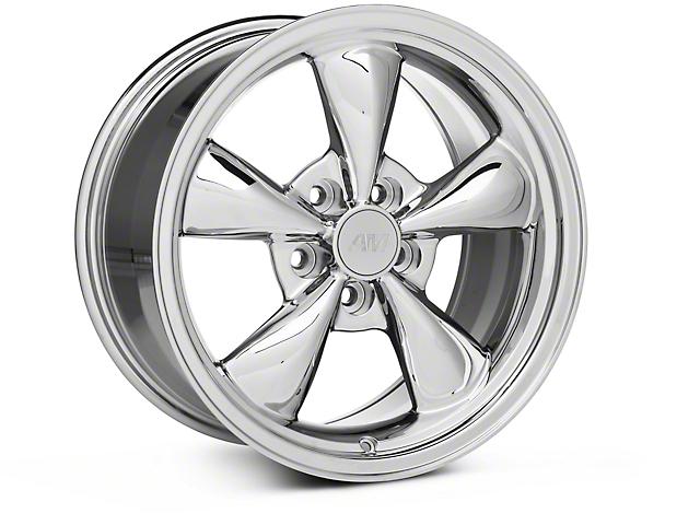 Bullitt Chrome Wheel - 17x9 (05-14 V6; 05-10 GT)