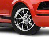 FR500 Style Chrome Wheel; 18x9 (05-09 All)