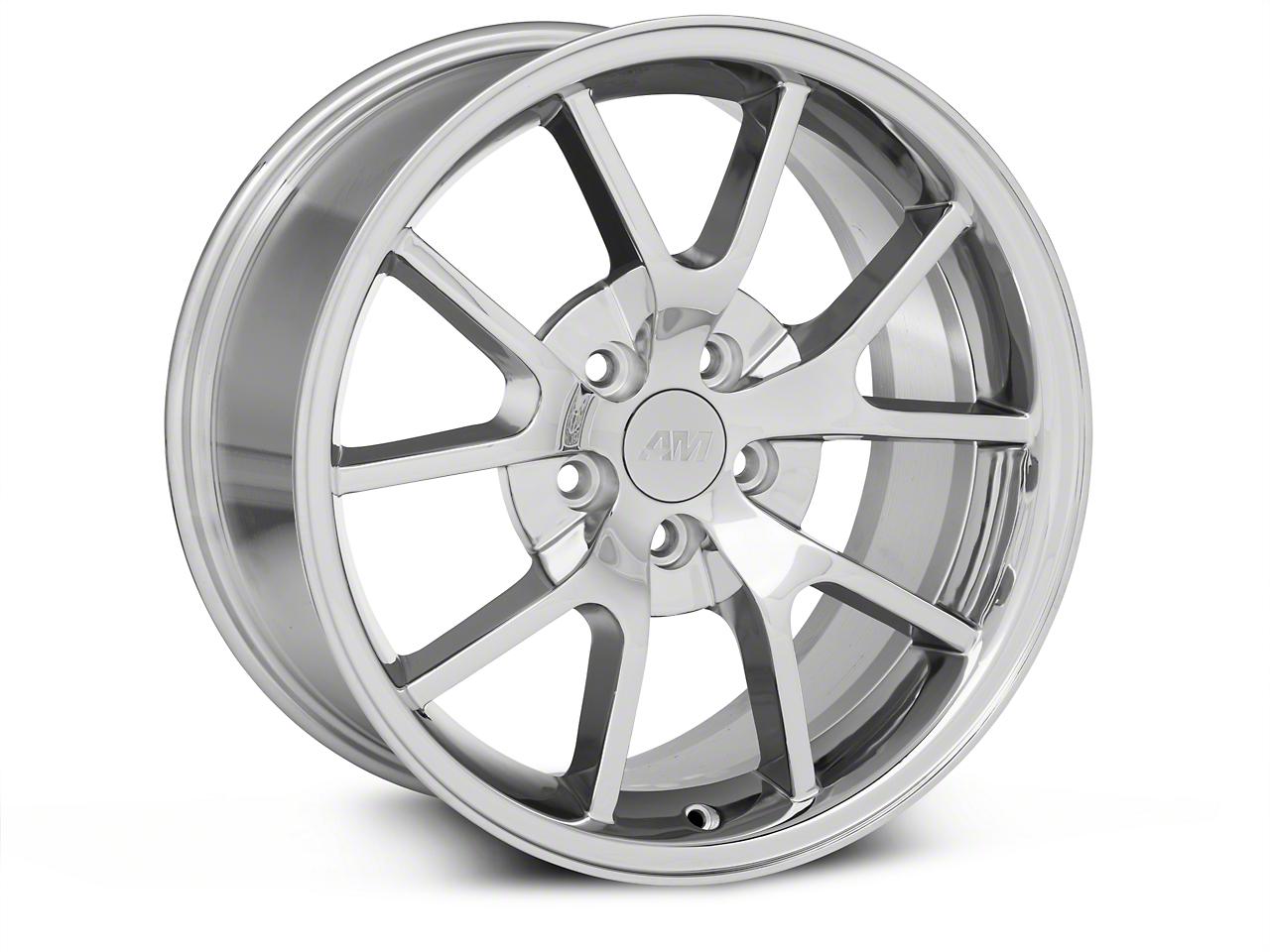 FR500 Style Chrome Wheel - 18x9 (94-04 All)