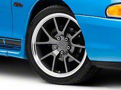 Add FR500 Style Anthracite Wheel - 18x9 (94-04)