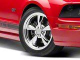 Bullitt Chrome Wheel; 18x8 (05-09 GT, V6)