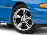 Bullitt Chrome Wheel; 18x8 (94-98 All)