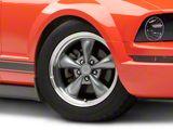 Bullitt Anthracite Wheel; 17x9 (05-09 GT, V6)