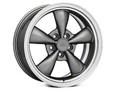 Bullitt Anthracite Wheel; 17x8 (05-09 GT, V6)