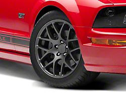AMR Charcoal Wheel; 18x8 (05-09 All)