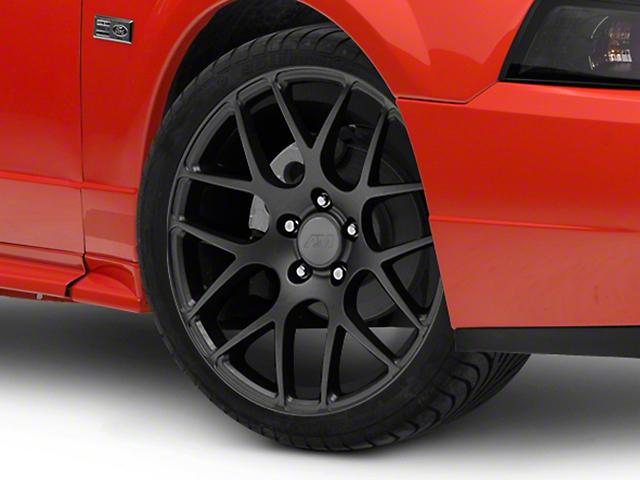 AMR Charcoal Wheel; 18x8 (99-04 All)
