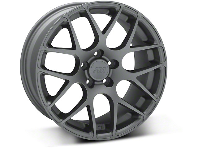 AMR Charcoal Wheel - 18x9 (05-14 All)