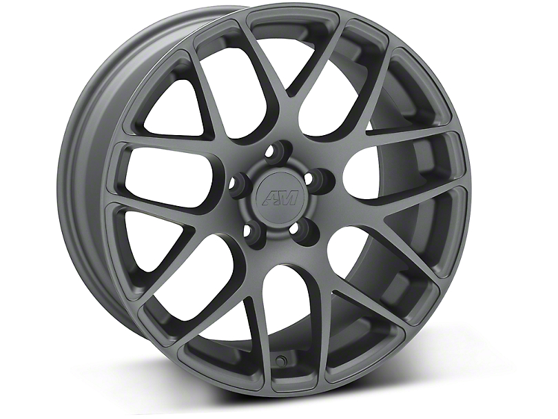 AMR Charcoal Wheel - 18x9 (94-04 All)