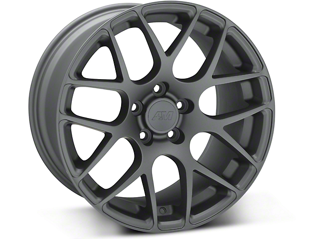 AMR Charcoal Wheel - 18x10 (05-14 All; 15-18 Ecoboost, V6)