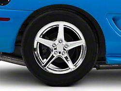 Add Saleen Style Chrome Wheel - 17x10.5 (94-04 All)