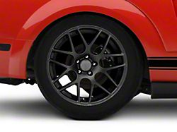 AMR Charcoal Wheel; Rear Only; 19x10 (05-09 All)