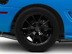 Add FR500 Style Solid Black Wheel - 18x10 (94-04 All)
